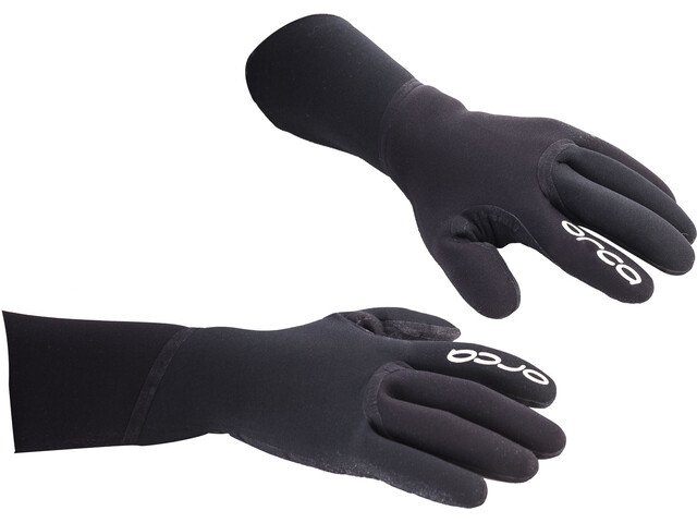 ORCA Openwater Swim Gloves black